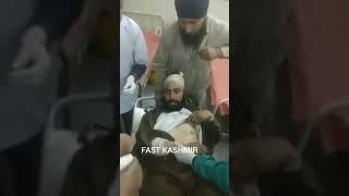 Video, SPO shot at in Anantnag