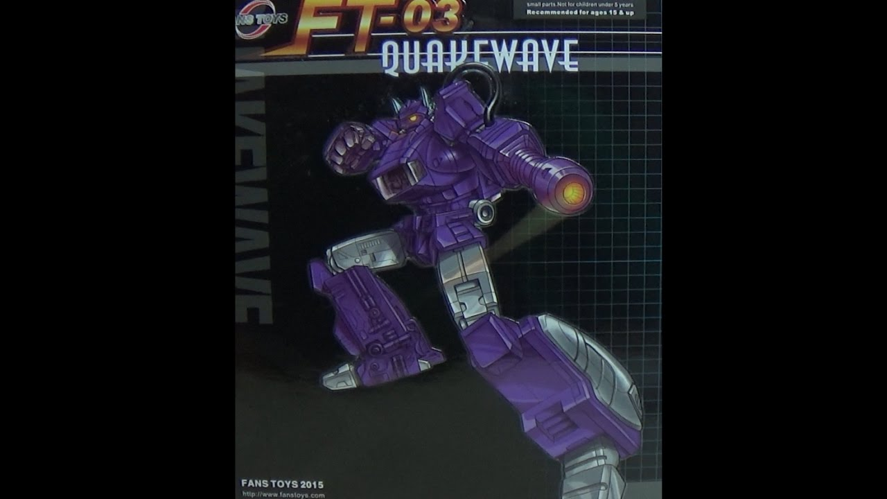 Replacement Hose for Fans Toys Quakewave FT-03 3P version of MP Shockwave