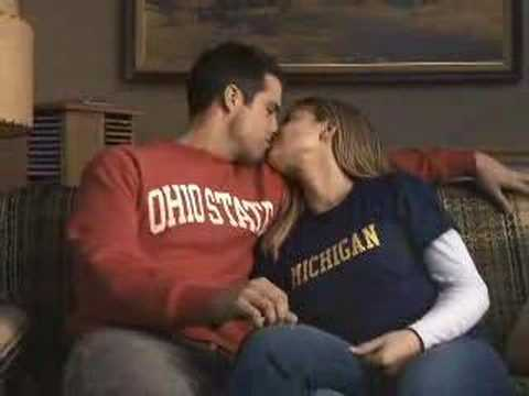 Ohio State Michigan ..... Disgusting
