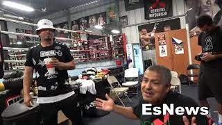Mikey Garcia To Walk Away From Boxing In 3 Fights!!! EsNews Boxing