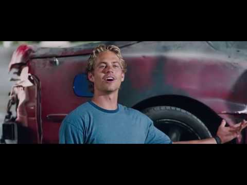 Fast & Furious 7 - Ending Scene - Paul...