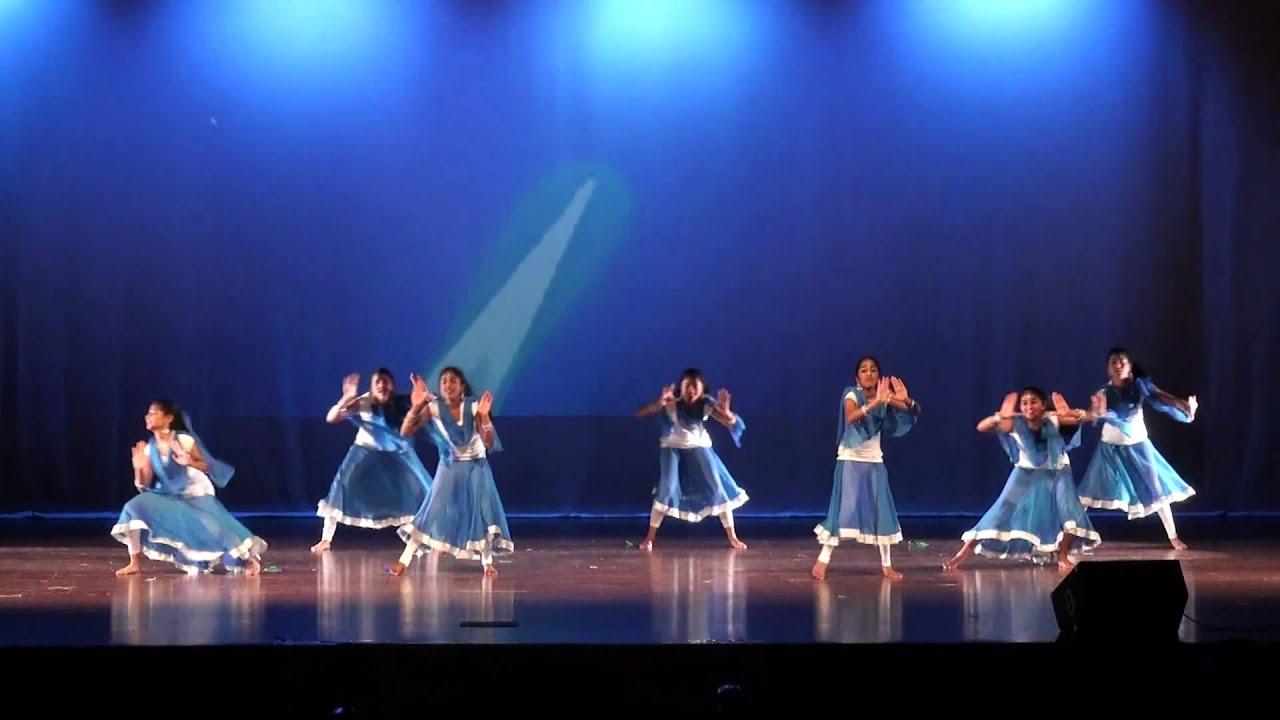 KCS Summer Dreams 2011 - BLUE theme dance - YouTube