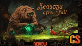 sEASONS AFTER FALL - PS4 REVIEW