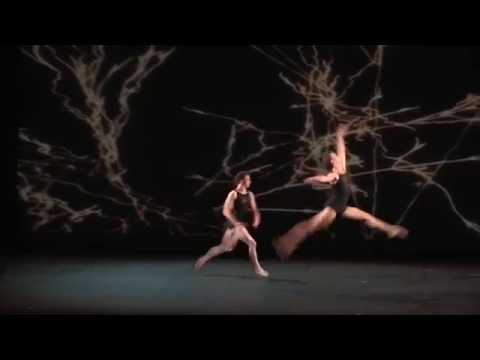Solo for two...Act I... Zeitgeist ... Natalia Osipova and Ed