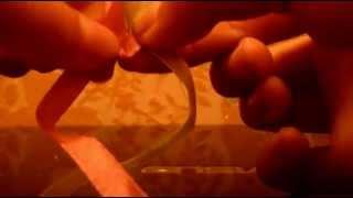 Фенечка из ленточки*(В этом видео я покажу как сплести фенечку из ленточек! Смотрите и пробуйте! Подписывайтесь на мой канал,став..., 2012-05-05T12:11:53.000Z)