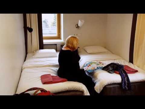 Merry & Rob's Adventure: Finn Hotel in Helsinki