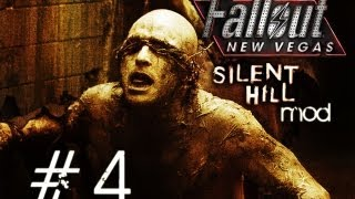 Fallout New Vegas - Silent Hill Mod Part 4