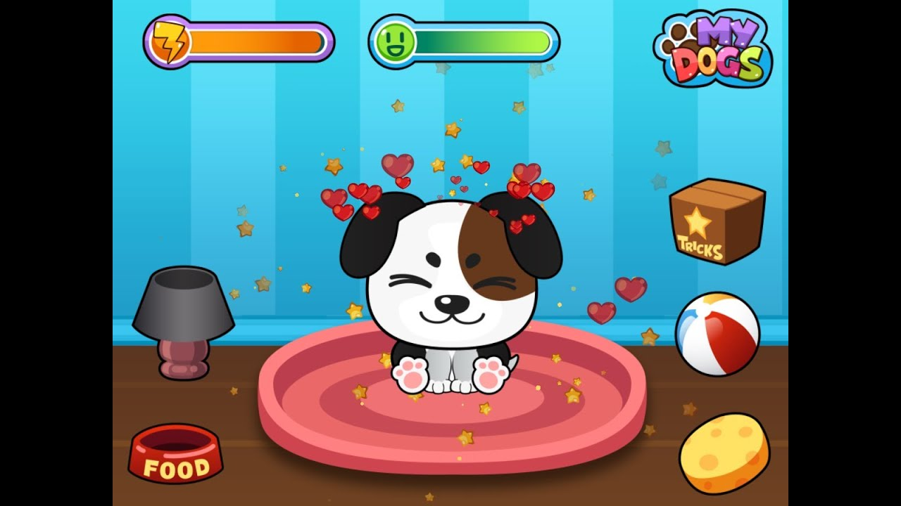 My Virtual Dog