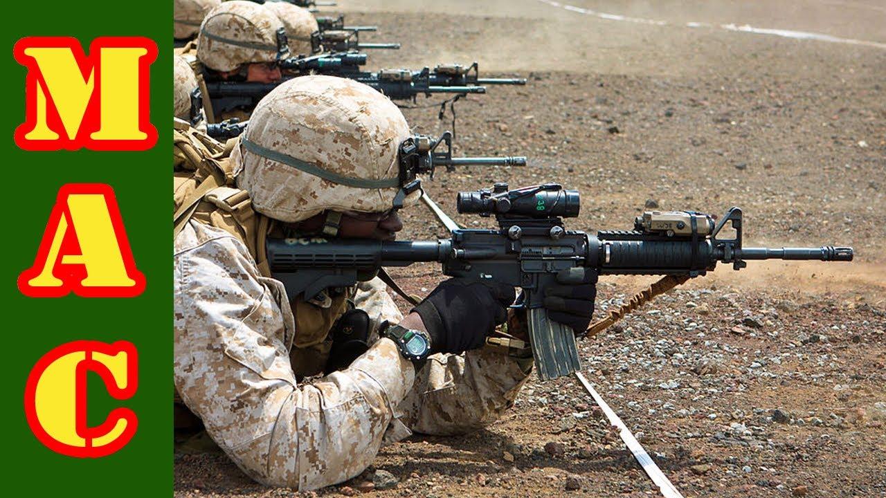 M16 Evolution: Still the best on the battlefield.