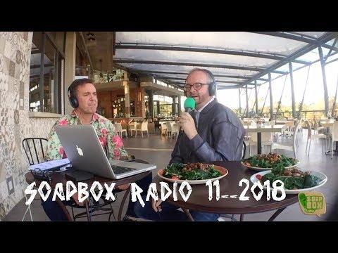 SoapBox Radio 10 May 2018 with Gary Jackson from Jacksons Real Food Market
