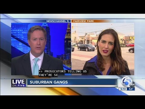 Cleveland gang violence spilling out into suburbs