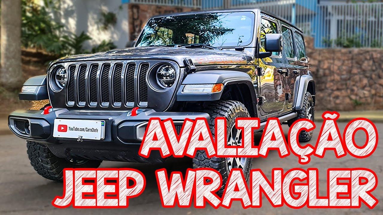 Download Avaliação Jeep Wrangler Rubicon 2021 - UM MONSTRO BRUTO PRO OFFROAD!
