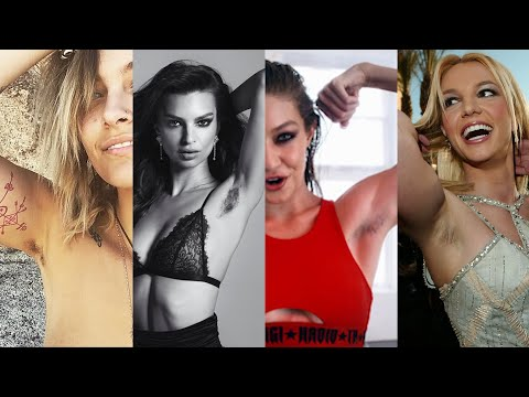 Emily Ratajkowski, Britney Spears, Gigi Hadid Rock Hairy Armpits! Check Out All The Hairy Stars!