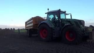 Aardappels rooien met Pomper Hijken