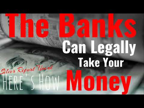 Bail In's How Banks Can Legally Take Your Money - Economic C