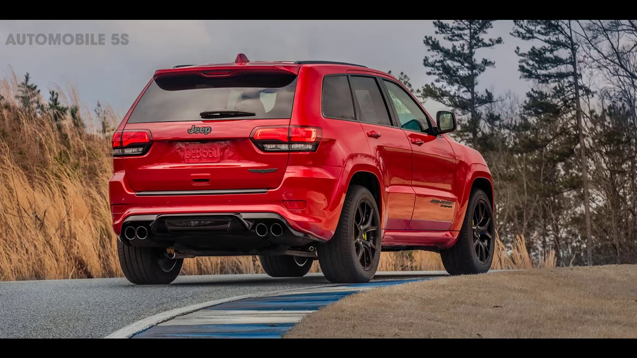 2018 Jeep Grand Cherokee Trackhawk Circa 140k Starting Price