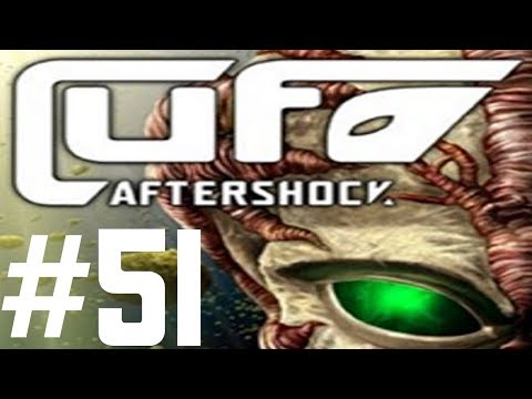 Let's Play UFO Aftershock Part #051 No Injuries Please