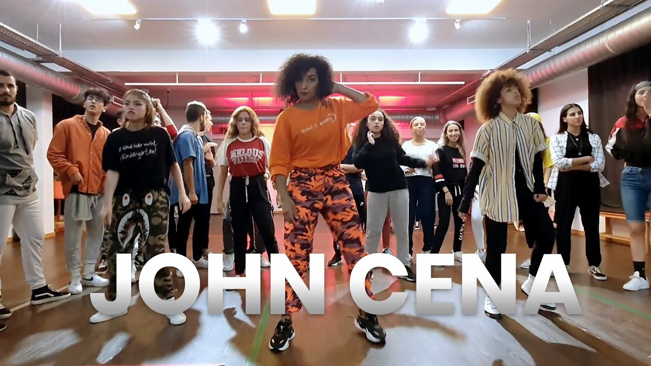 Sho Madjozi - John Cena | Dance Choreography