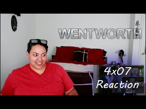 Wentworth 4x07 | Panic Button | Reaction