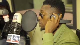 Orezi Gets Candid About Nigerian Music Awards | #TheTakeOver with Moet Abebe