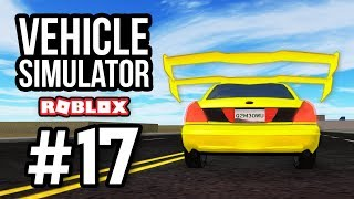 HUGE SPOILERS - Roblox Vehicle Simulator #17