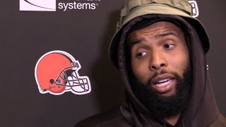 Odell Beckham Jr. on his future with the Browns