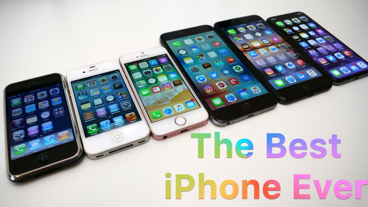 629f91ec589c8d The Best iPhone Ever - YouTube