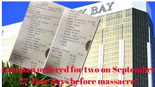 Las Vegas Shooting: Receipt Shows Paddock Had Another Guest in His Room Before massacre