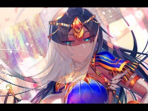 Fate/Grand Order NA - All Demon God Pillar Phenex Boss Fights + Caster of Nightless City
