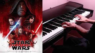Star Wars: The Last Jedi - Trailer Music - Piano