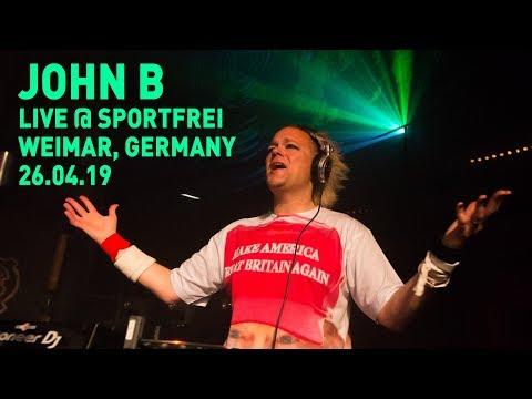 John B @ Sport Frei! #6 - E Werk Weimar