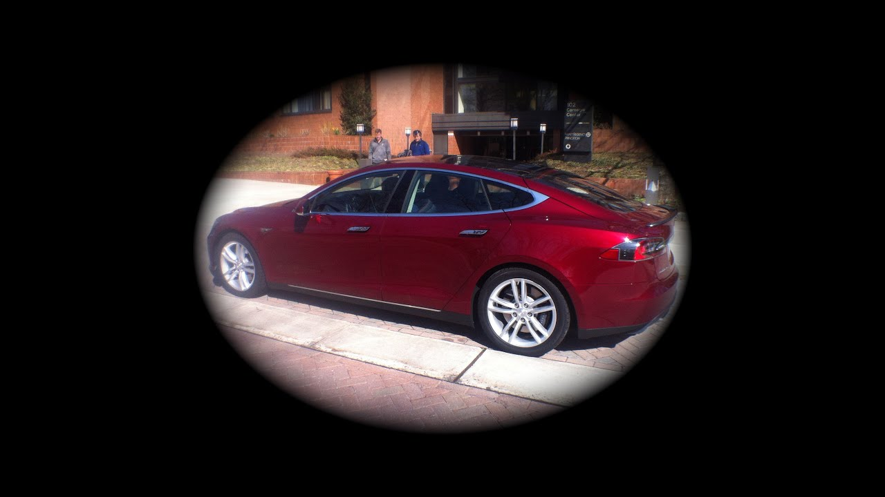 Raw Tesla Model S Test Drive And Features Driven By Volt Owner