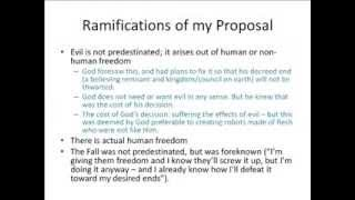 Predestination- Michael S. Heiser