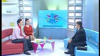 Бахыт Рустемов на программе 'Таңшолпан'
