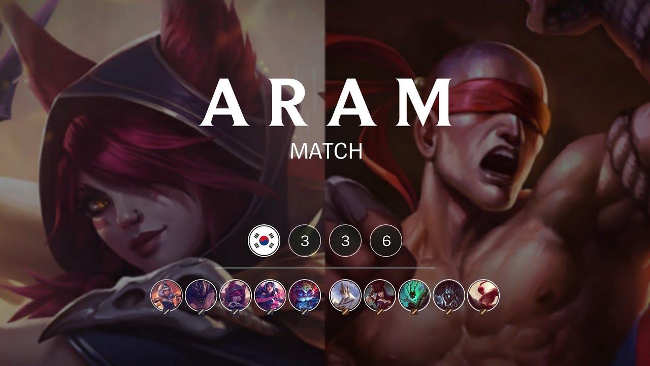 ARAM Match #336 | All Random All Mid - YouTube