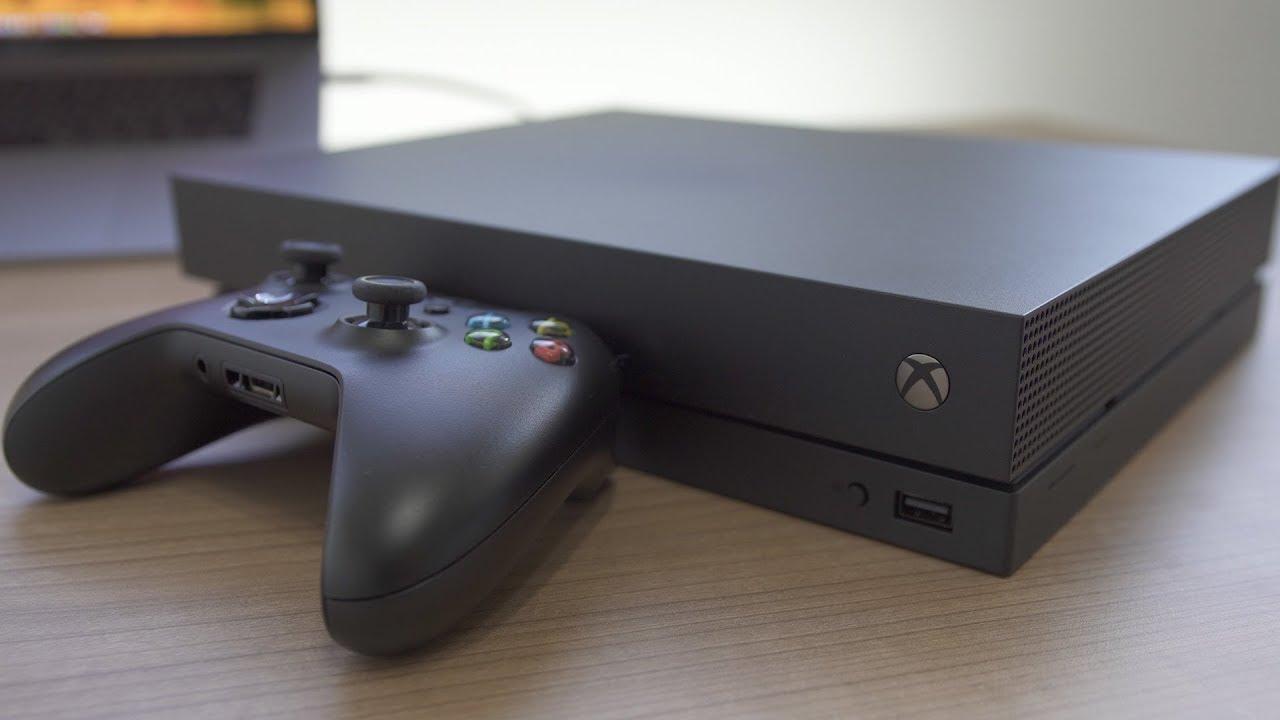 Lohnt Sich Der Umstieg Xbox One X Langzeitfazit Youtube