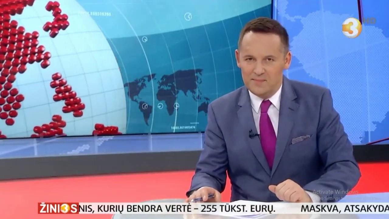 Reportažas apie sąmoningą kvėpavimą ir terapiją  su Ligita Ilgutyte TV3