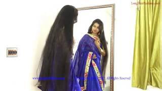 When Long Hair Beauty is a Dream