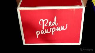 ASMR Unboxing RedPawPaw groceries haul
