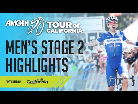 6c0a9655 Men's Stage 2 | May 13, 2019 | Amgen Tour of California