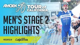 2019 Stage 2 Highlights - Presented by Visit California