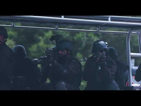 Special Operations Forces (SOF) Maritime Counter Terrorism Demonstration - Exercise AMAN 2021