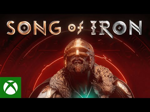 SONG of IRON   Release Date Anouncement Trailer