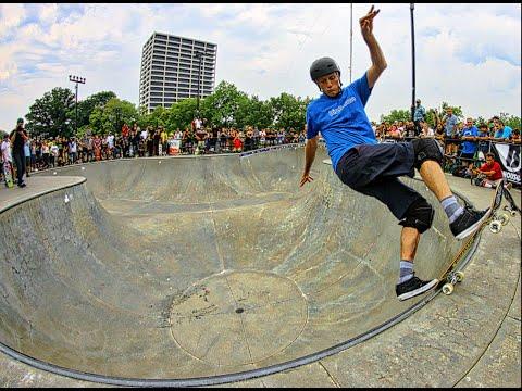 Tony Hawk & Birdhouse Demo @ Penn Valley Skatepark