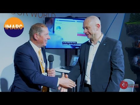 Sandvik Mining And Hard Rock Technology - Harry Hardy Interviewed At IMARC 2017
