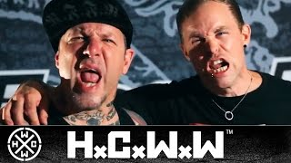 MISCONDUCT FEAT. ROGER MIRET OF AGNOSTIC FRONT - BLOOD ON MY HANDS (OFFICIAL HD VERSION HCWW)