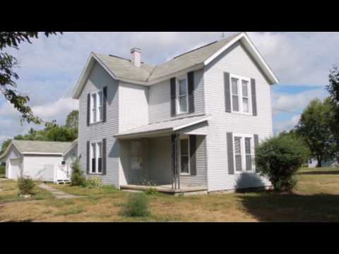 For Sale by Realty Ohio Real Estate: 280 Marion St. W. Caledonia, OH 43314