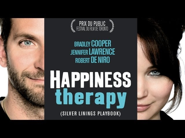 HAPPINESS THERAPY (Bradley Cooper/Jennifer Lawrence) - Bande annonce