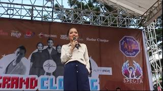 Video [LIVE] GAC - Bahagia at SMAN 1 Cianjur download MP3, 3GP, MP4, WEBM, AVI, FLV November 2018