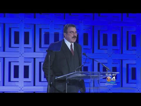 Tom Selleck Honored For His Life's Work With Legacy Award